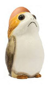 STAR WARS EPISODE VIII COQUETIER 3D PORG