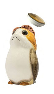 STAR WARS EPISODE VIII BOITE A COOKIES 3D PORG