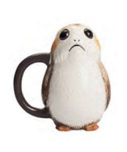 STAR WARS EPISODE VIII MUG 3D PORG