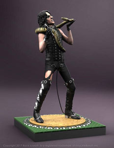 Photo du produit ALICE COOPER STATUETTE ROCK ICONZ VER. II SNAKE 23 CM Photo 1