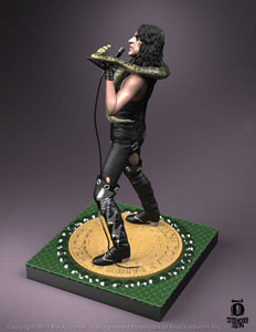 Photo du produit ALICE COOPER STATUETTE ROCK ICONZ VER. II SNAKE 23 CM Photo 2