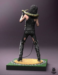Photo du produit ALICE COOPER STATUETTE ROCK ICONZ VER. II SNAKE 23 CM Photo 3