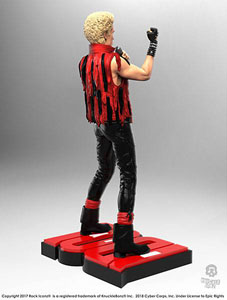 Photo du produit BILLY IDOL STATUETTE ROCK ICONZ 22 CM Photo 2