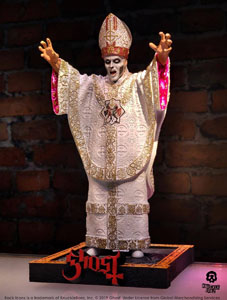 Photo du produit GHOST STATUETTE ROCK ICONZ PAPA NIHIL LIMITED EDITION 23 CM Photo 2