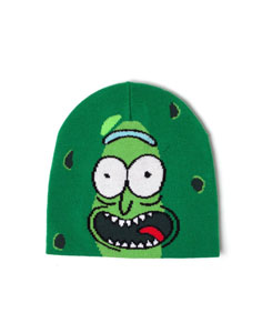 RICK ET MORTY BONNET PICKLE RICK
