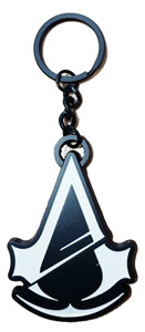 ASSASSIN´S CREED UNITY PORTE CLES METAL LOGO