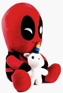 Photo du produit DEADPOOL PELUCHE HUGME 41 CM Photo 1