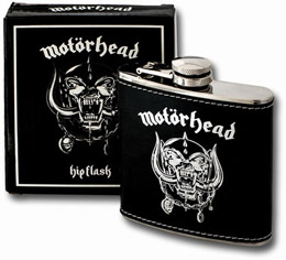 FLASQUE MOTORHEAD LOGO