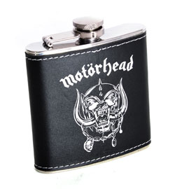 Photo du produit FLASQUE MOTORHEAD LOGO Photo 1