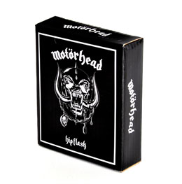 Photo du produit FLASQUE MOTORHEAD LOGO Photo 4