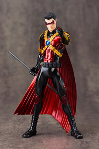 DC COMICS NEW 52 RED ROBIN STATUE KOTOBUKIYA