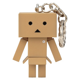 BRELOQUE YOTSUBATO! STRAP DANBOARD BROWN VERSION