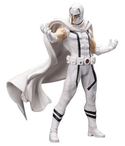 STATUETTE PVC ARTFX WHITE MAGNETO MARVEL COMICS 1/10 EXCLUSIVE