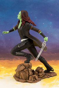 Photo du produit AVENGERS INFINITY WAR STATUETTE PVC ARTFX+ 1/10 GAMORA 22 CM Photo 2