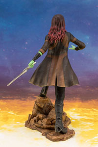 Photo du produit AVENGERS INFINITY WAR STATUETTE PVC ARTFX+ 1/10 GAMORA 22 CM Photo 4