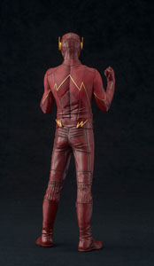 Photo du produit THE FLASH STATUETTE PVC ARTFX+ 1/10 THE FLASH HEO EU EXCLUSIVE 19 CM Photo 3