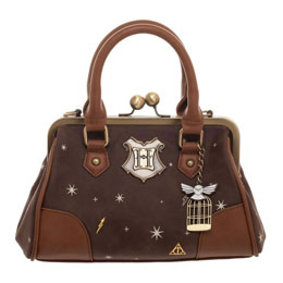 HARRY POTTER SAC SHOPPING KISS LOCK