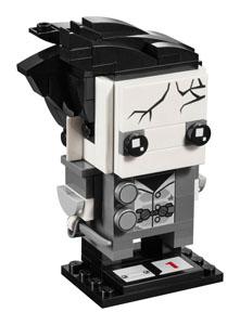 LEGO BRICKHEADZ PIRATES DES CARAIBES LA VENGEANCE DE SALAZAR CAPTAIN ARMANDO SALAZAR