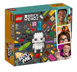 LEGO BRICKHEADZ - LA FABRICK A SELFIE