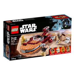 Photo du produit LEGO STAR WARS EPISODE IV LUKE'S LANDSPEEDER Photo 1
