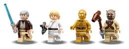 Photo du produit LEGO STAR WARS EPISODE IV LUKE'S LANDSPEEDER Photo 2