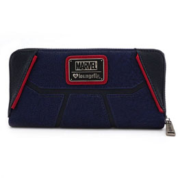 Photo du produit MARVEL BY LOUNGEFLY PORTE-MONNAIE CAPTAIN AMERICA Photo 1