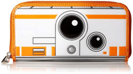 STAR WARS BY LOUNGEFLY PORTE-MONNAIE BB-8 DROID