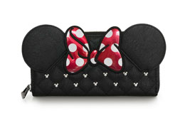 DISNEY BY LOUNGEFLY PORTE-MONNAIE MINNIE BOW