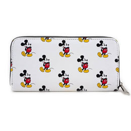 Photo du produit DISNEY BY LOUNGEFLY PORTE-MONNAIE CLASSIC MICKEY AOP Photo 1