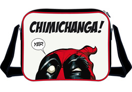 DEADPOOL SAC À BANDOULIERE CHIMICHANGA