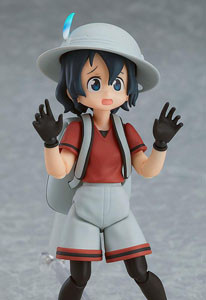Photo du produit KEMONO FRIENDS FIGURINE FIGMA KABAN 13 CM Photo 4