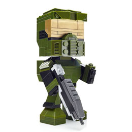 MEGA CONSTRUX KUBROS HALO JEU DE CONSTRUCTION MASTER CHIEF