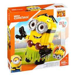 Photo du produit MOI, MOCHE ET MECHANT 3 JEU DE CONSTRUCTION MEGA CONSTRUX BUILD-A-MINION HULA DAVE Photo 2