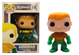 DC COMICS FUNKO POP AQUAMAN PX EXCLU