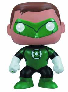 DC COMICS FUNKO POP GREEN LANTERN PX EXCLU