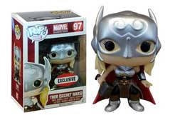 FUNKO POP! MARVEL LADY THOR (SECRET WARS) LIMITED