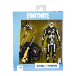 Photo du produit FORTNITE FIGURINE SKULL TROOPER 18 CM Photo 1