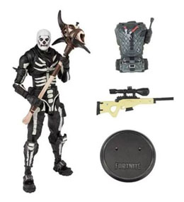 Photo du produit FORTNITE FIGURINE SKULL TROOPER 18 CM Photo 2