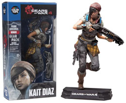 Photo du produit GEARS OF WAR 4 FIGURINE COLOR TOPS KAIT DIAZ 18 CM Photo 1