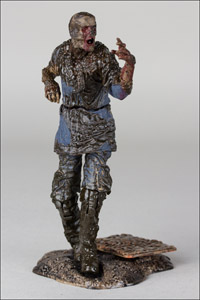 WALKING DEAD TV SERIE 7 MUD WALKER 12CM MCFARLANE