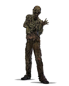 FIGURINE THE WALKING DEAD TV VERSION SERIE 9 WATER WALKER