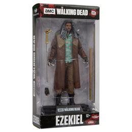 Photo du produit THE WALKING DEAD TV VERSION FIGURINE EZEKIEL 18 CM Photo 1