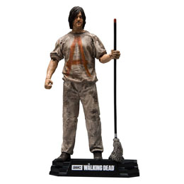 THE WALKING DEAD TV VERSION FIGURINE SAVIOR PRISONER DARYL