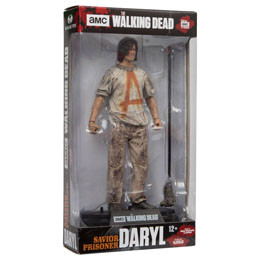 Photo du produit THE WALKING DEAD TV VERSION FIGURINE SAVIOR PRISONER DARYL  Photo 1