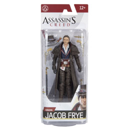 FIGURINE ASSASSIN'S CREED UNITY SERIE 8 ACTION JACOB FRYE