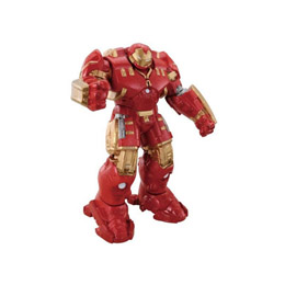 MARVEL METAL COLLECTION #03 HULKBUSTER