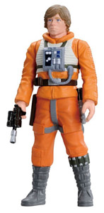 STAR WARS METAL COLLECTION #06 LUKE PILOT