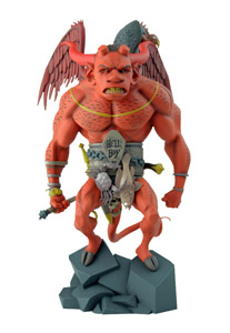 HELLBOY STATUETTE THE FIRST HELLBOY