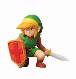 NINTENDO MINI FIGURINE MEDICOM UDF SERIE 1 LINK (THE LEGEND OF ZELDA)