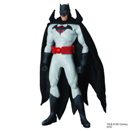 DC COMICS FIGURINE RAH 1/6 BATMAN (FLASHPOINT) PREVIEWS EXCLUSIVE